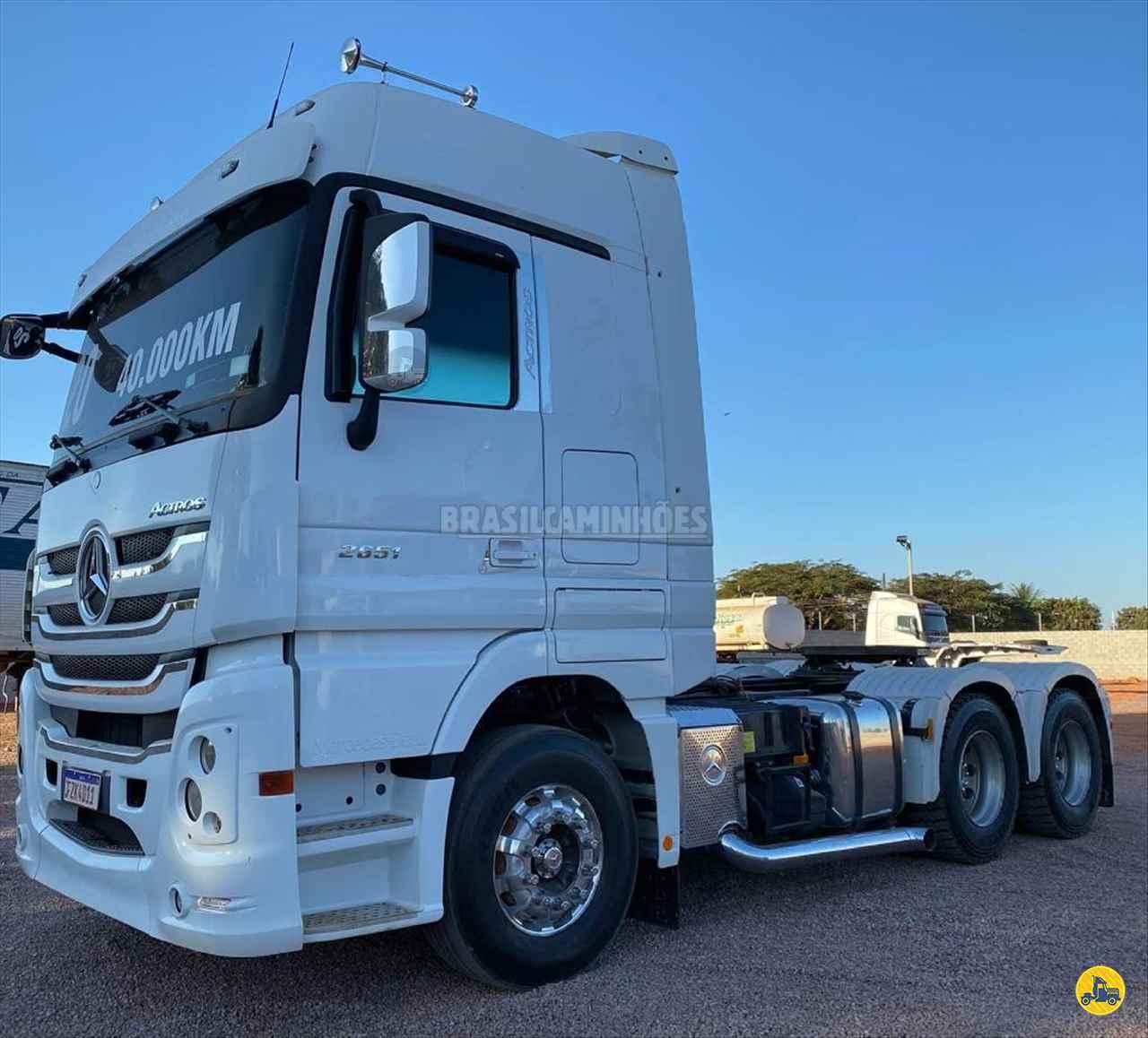 CAMINHAO MERCEDES-BENZ MB 2651 Cavalo Mecânico Traçado 6x4 Brasil Caminhões Sinop SINOP MATO GROSSO MT
