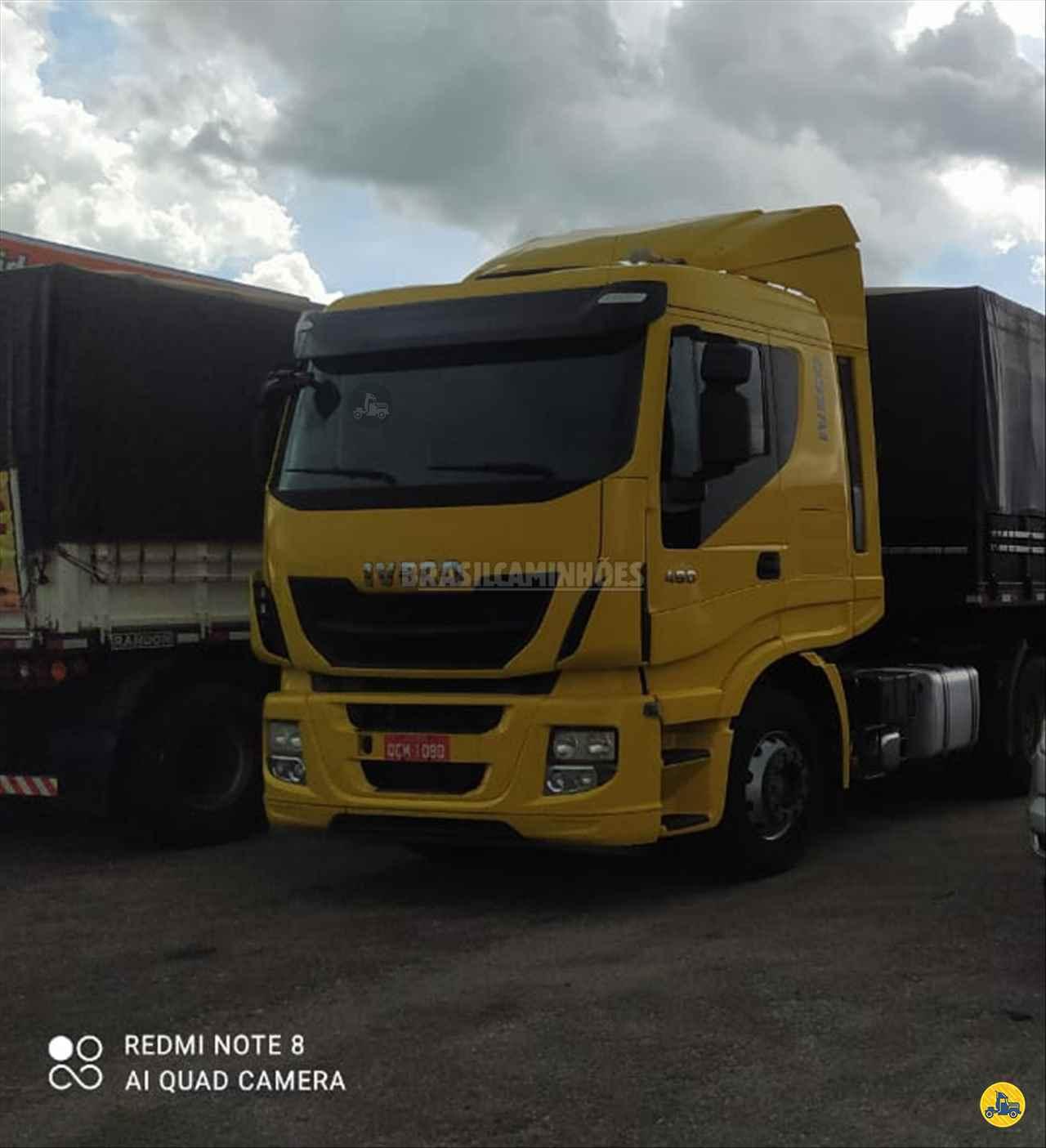 CAMINHAO IVECO STRALIS 480 Cavalo Mecânico Traçado 6x4 Brasil Caminhões Sinop SINOP MATO GROSSO MT