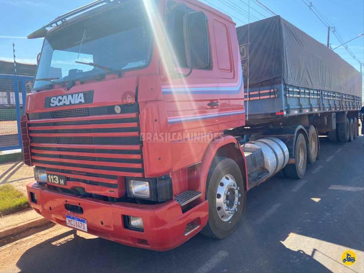 CAMINHAO SCANIA SCANIA 113 360 Cavalo Mecânico Truck 6x2 Brasil Caminhões Sinop SINOP MATO GROSSO MT