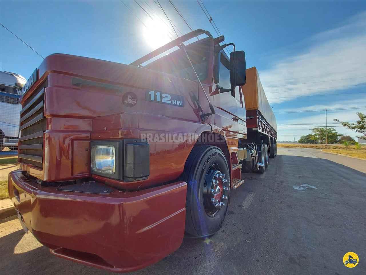 CAMINHAO SCANIA SCANIA 112 360 Cavalo Mecânico Truck 6x2 Brasil Caminhões Sinop SINOP MATO GROSSO MT