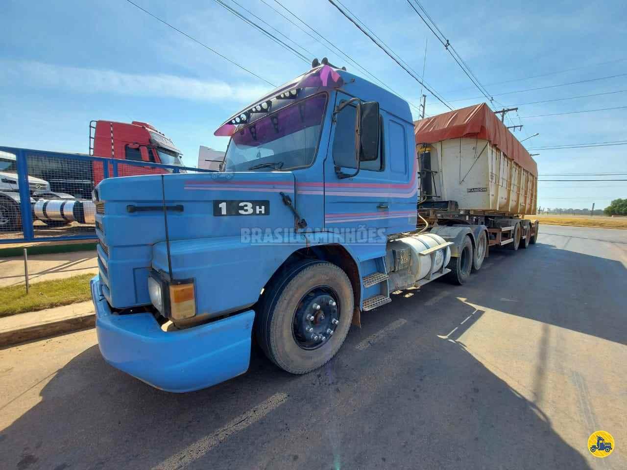 CAMINHAO SCANIA SCANIA 113 360 Caçamba Basculante Truck 6x2 Brasil Caminhões Sinop SINOP MATO GROSSO MT