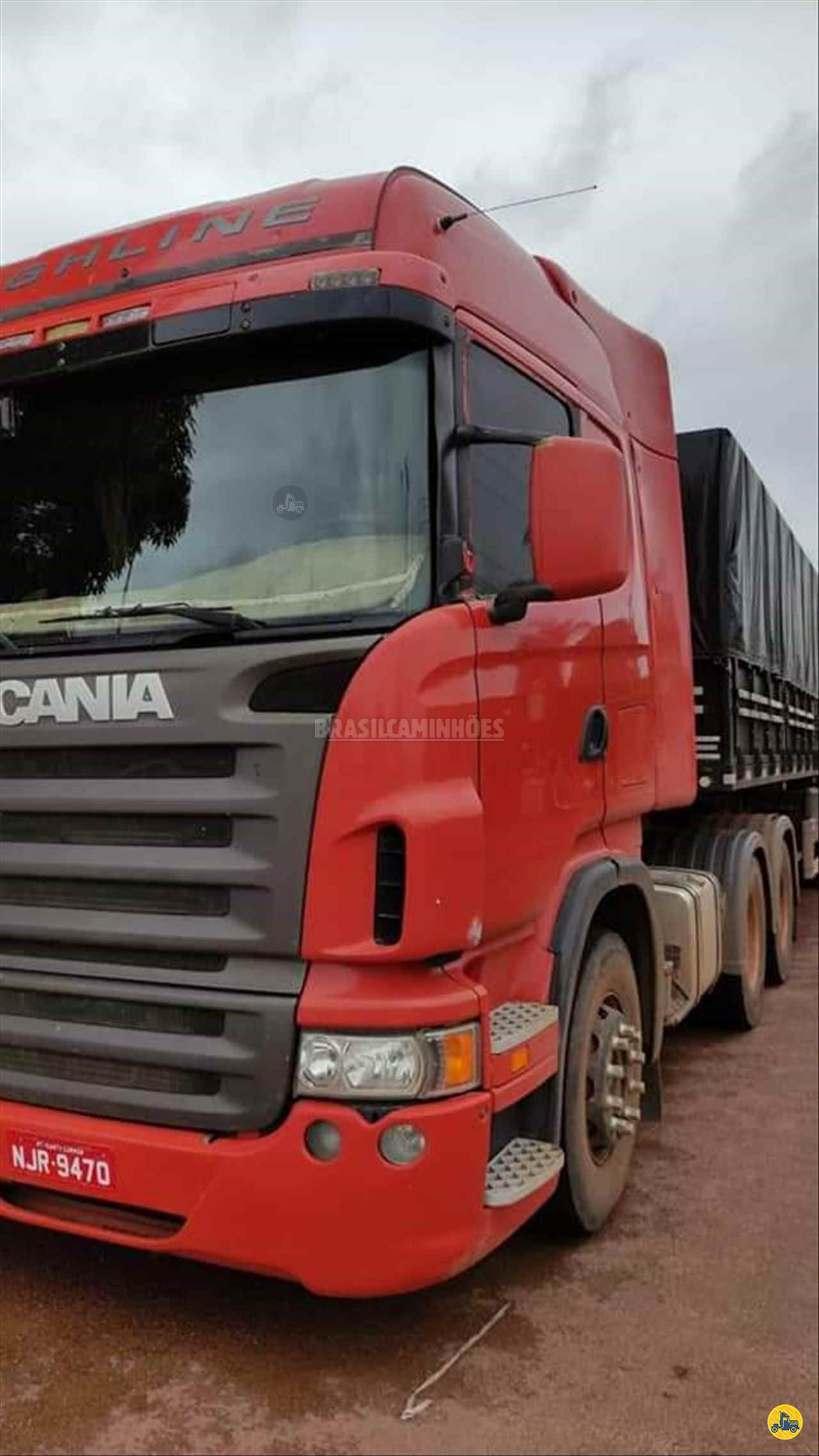 CAMINHAO SCANIA SCANIA 500 Cavalo Mecânico Traçado 6x4 Brasil Caminhões Sinop SINOP MATO GROSSO MT