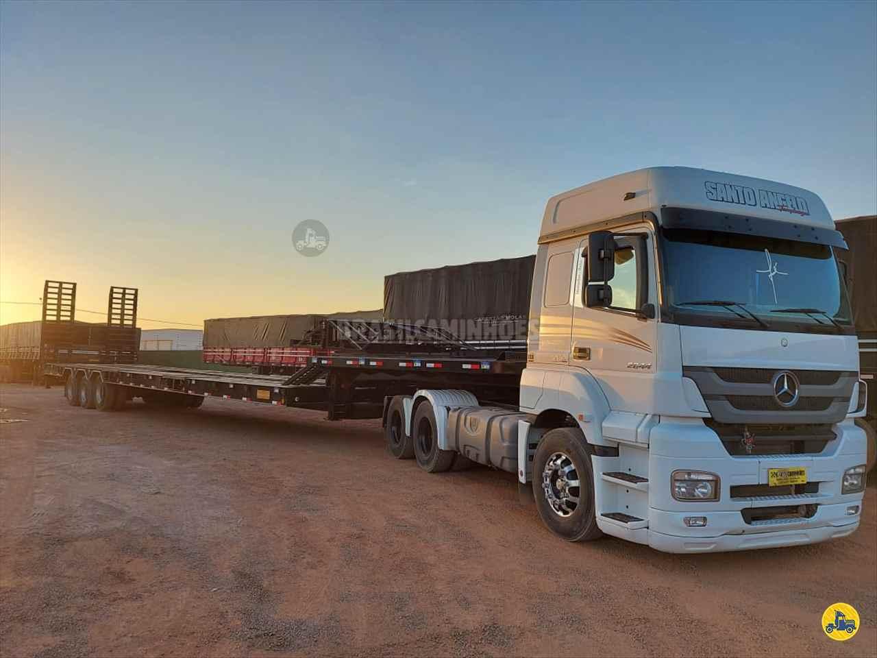 CAMINHAO MERCEDES-BENZ MB 2644 Plataforma Traçado 6x4 Brasil Caminhões Sinop SINOP MATO GROSSO MT