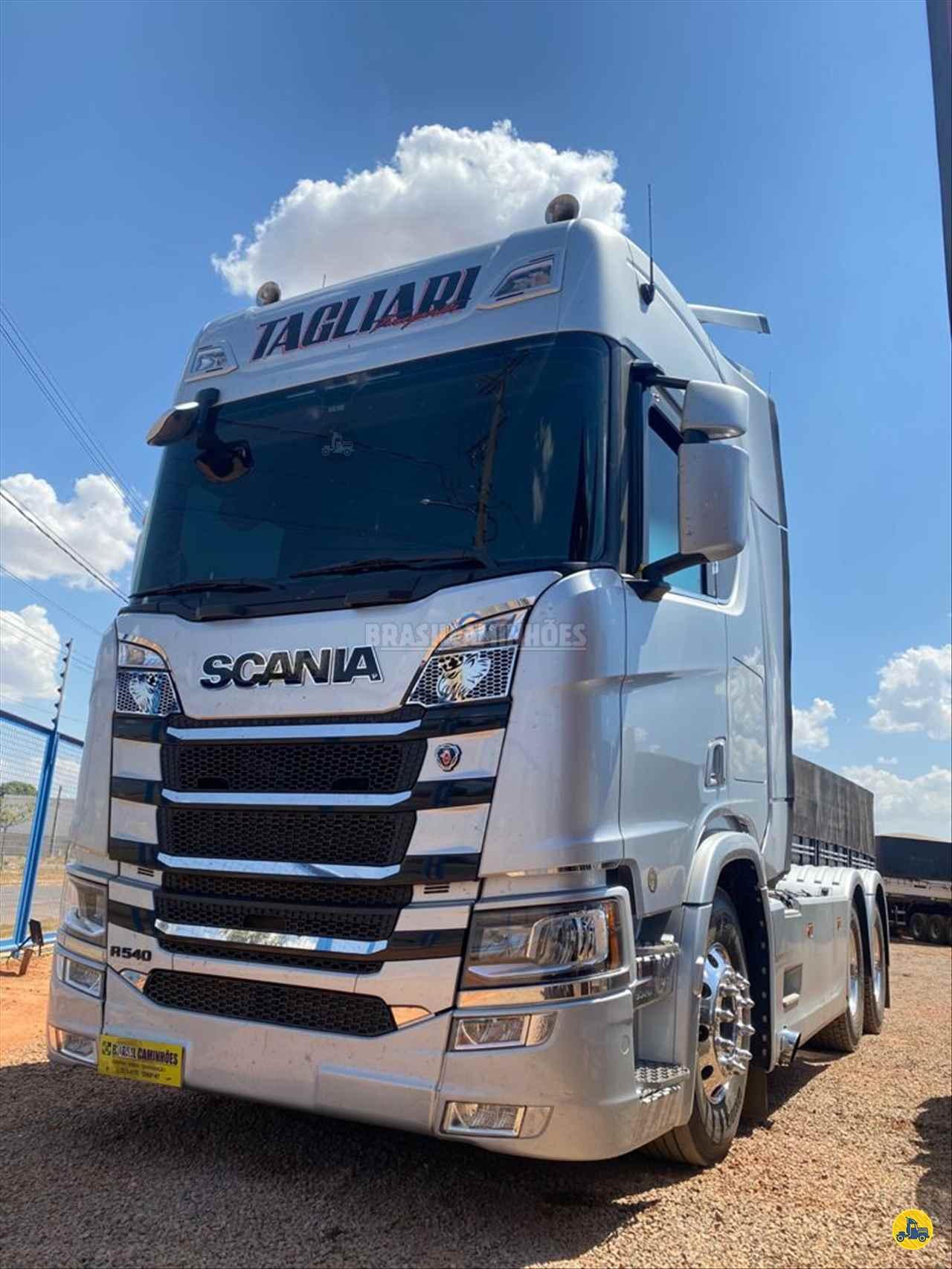CAMINHAO SCANIA SCANIA 540 Cavalo Mecânico Traçado 6x4 Brasil Caminhões Sinop SINOP MATO GROSSO MT