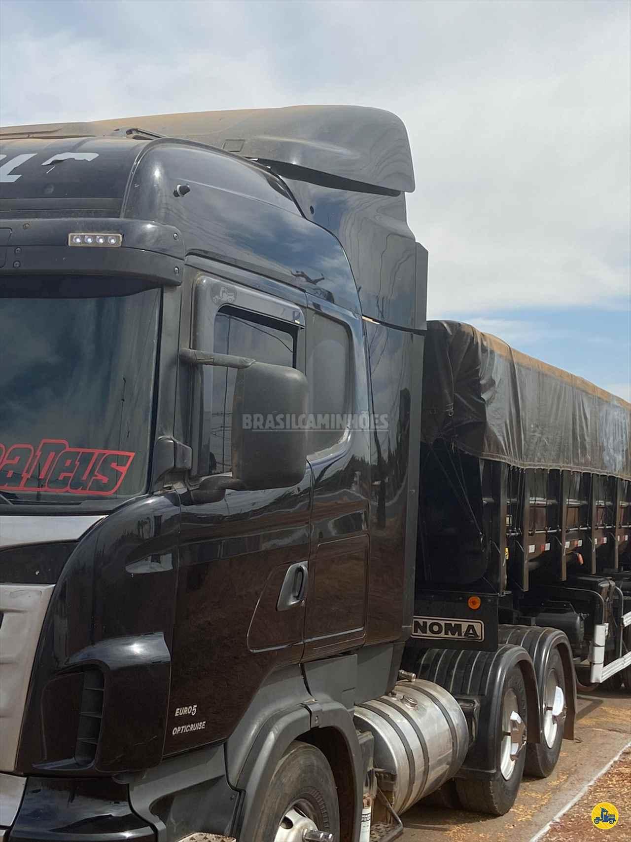 CAMINHAO SCANIA SCANIA 440 Caçamba Basculante Traçado 6x4 Brasil Caminhões Sinop SINOP MATO GROSSO MT