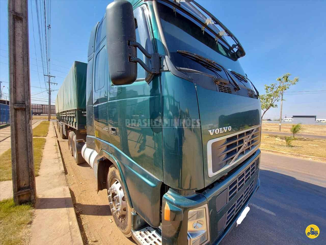 CAMINHAO VOLVO VOLVO FH 420 Graneleiro Truck 6x2 Brasil Caminhões Sinop SINOP MATO GROSSO MT