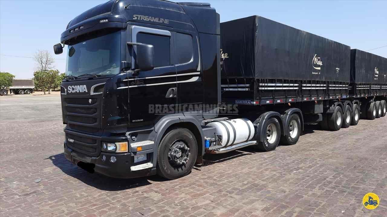 CAMINHAO VOLVO VOLVO FH 480 Graneleiro Traçado 6x4 Brasil Caminhões Sinop SINOP MATO GROSSO MT