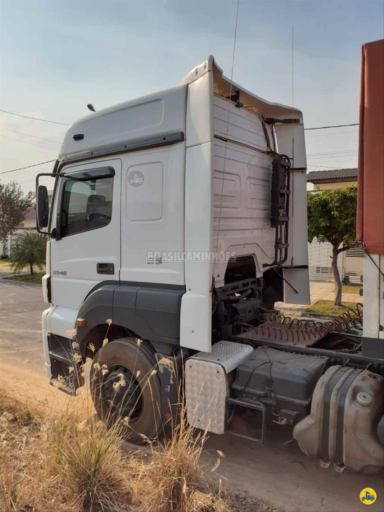 CAMINHAO MERCEDES-BENZ MB 2540 Graneleiro Truck 6x2 Brasil Caminhões Sinop SINOP MATO GROSSO MT