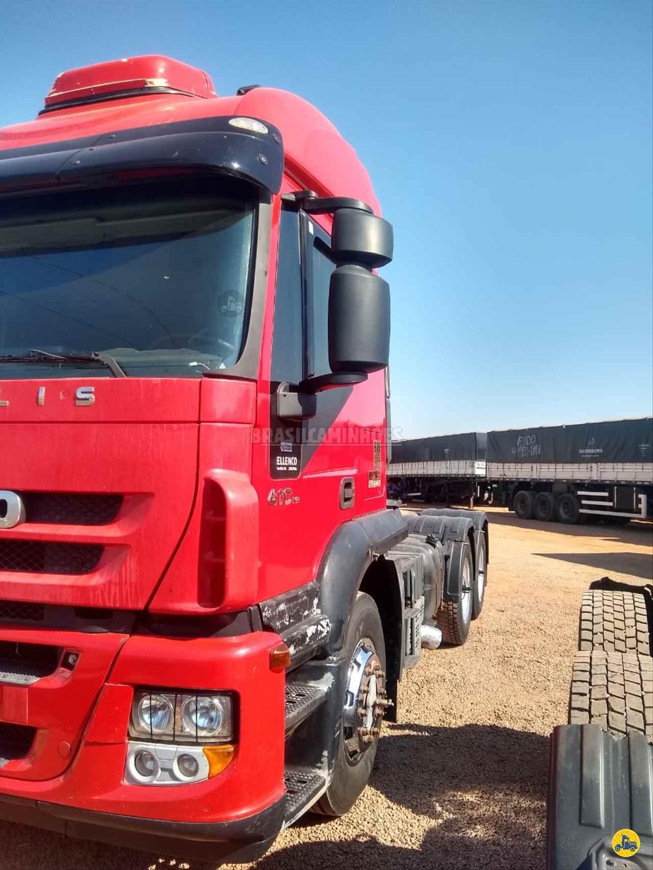 CAMINHAO IVECO STRALIS 570 Cavalo Mecânico Truck 6x2 Brasil Caminhões Sinop SINOP MATO GROSSO MT