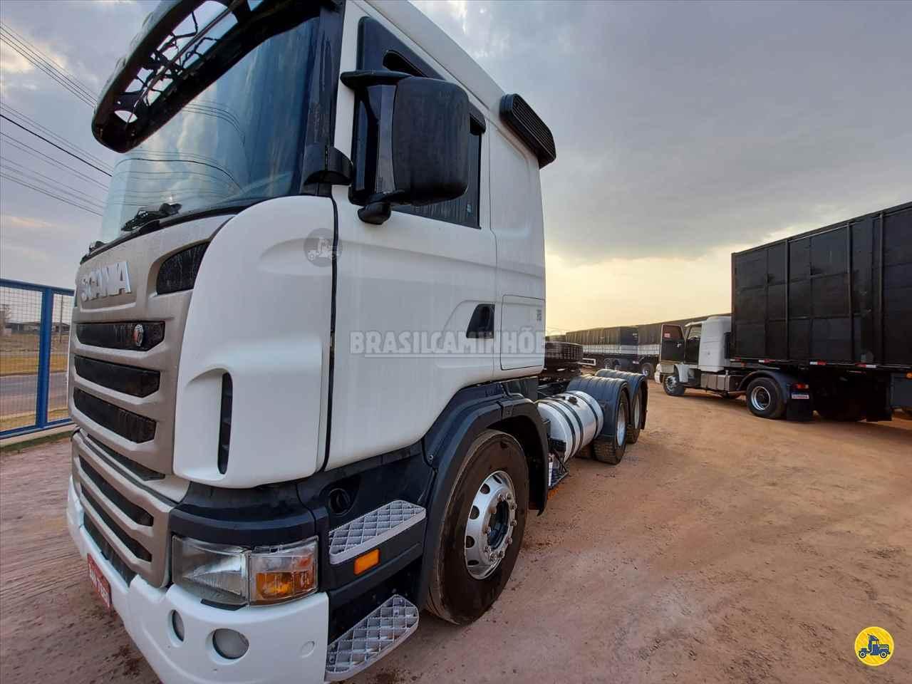 CAMINHAO SCANIA SCANIA 420 Cavalo Mecânico Traçado 6x4 Brasil Caminhões Sinop SINOP MATO GROSSO MT