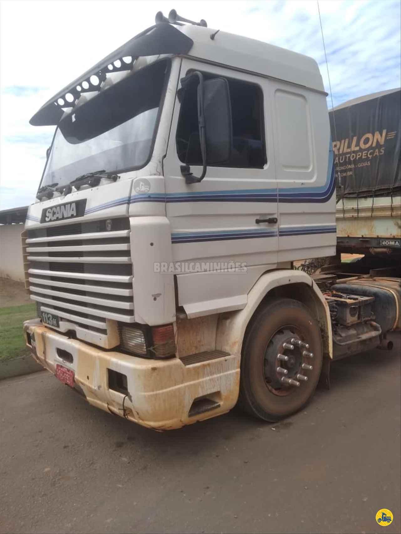 CAMINHAO SCANIA SCANIA 113 360 Graneleiro Truck 6x2 Brasil Caminhões Sinop SINOP MATO GROSSO MT