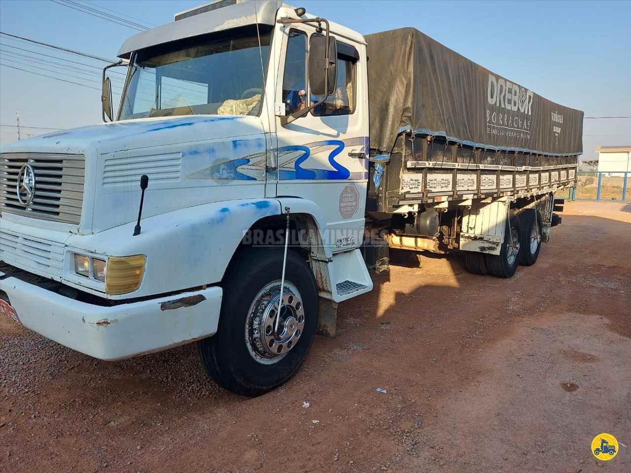 CAMINHAO MERCEDES-BENZ MB 1618 Graneleiro Truck 6x2 Brasil Caminhões Sinop SINOP MATO GROSSO MT