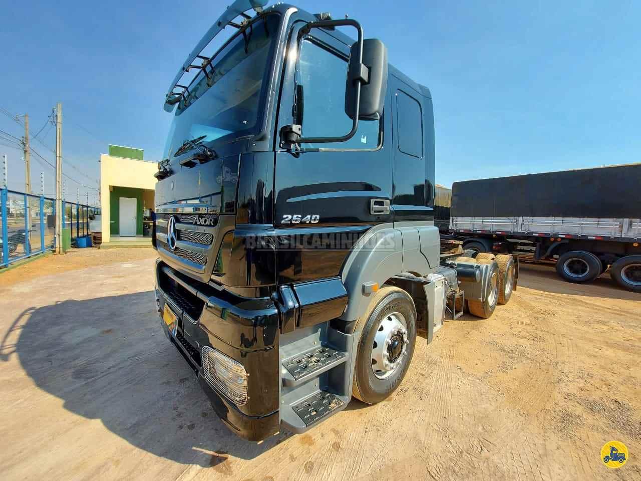 CAMINHAO MERCEDES-BENZ MB 2640 Cavalo Mecânico Traçado 6x4 Brasil Caminhões Sinop SINOP MATO GROSSO MT
