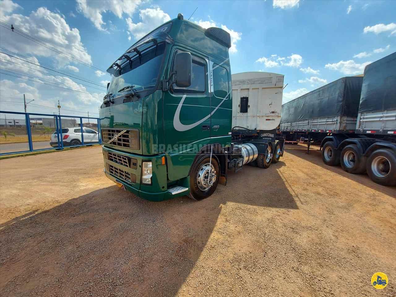 CAMINHAO VOLVO VOLVO FH 460 Caçamba Basculante Truck 6x2 Brasil Caminhões Sinop SINOP MATO GROSSO MT
