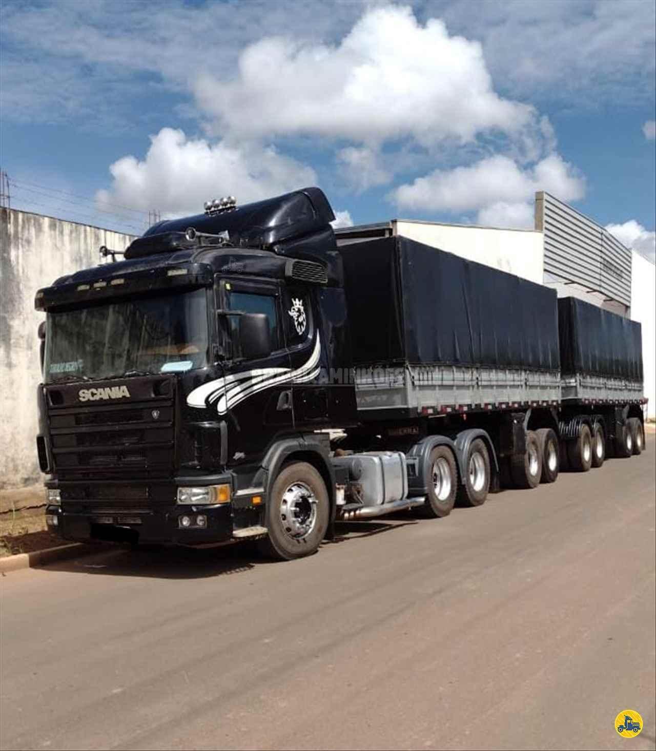 CAMINHAO SCANIA SCANIA 420 Graneleiro Traçado 6x4 Brasil Caminhões Sinop SINOP MATO GROSSO MT