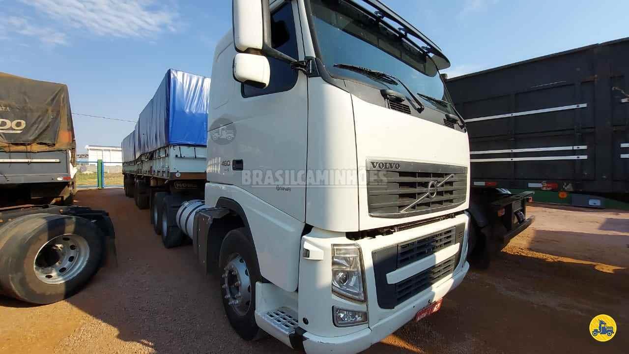 CAMINHAO VOLVO VOLVO FH 460 Graneleiro Traçado 6x4 Brasil Caminhões Sinop SINOP MATO GROSSO MT