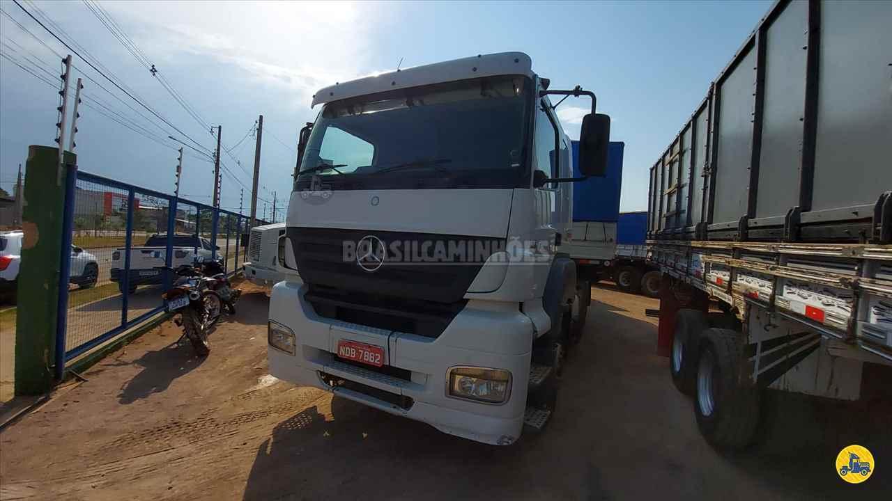 CAMINHAO MERCEDES-BENZ MB 2540 Cavalo Mecânico Truck 6x2 Brasil Caminhões Sinop SINOP MATO GROSSO MT