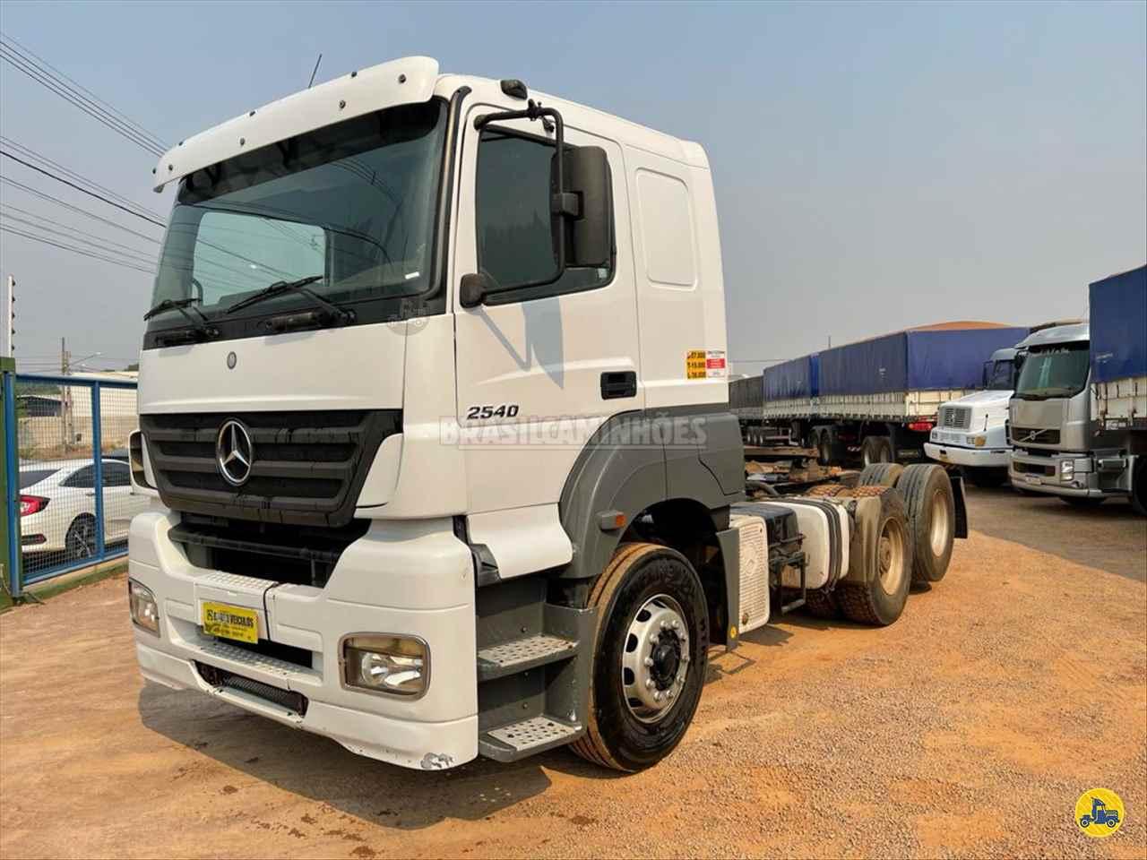 MB 2540 de Brasil Caminhões Sinop - SINOP/MT