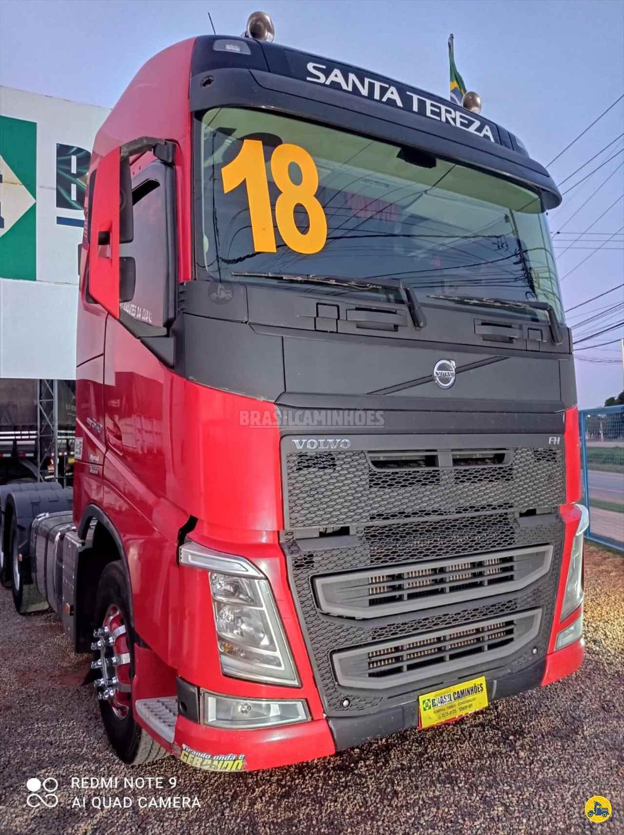 VOLVO FH 540 de Brasil Caminhões Sinop - SINOP/MT