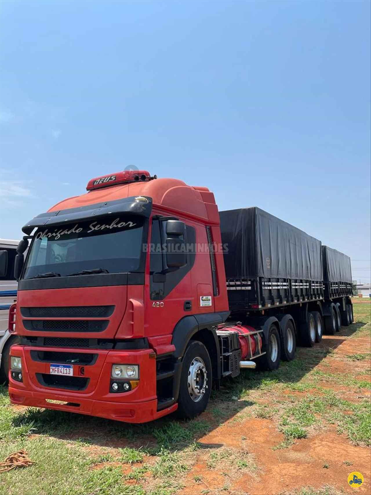 STRALIS 420 de Brasil Caminhões Sinop - SINOP/MT