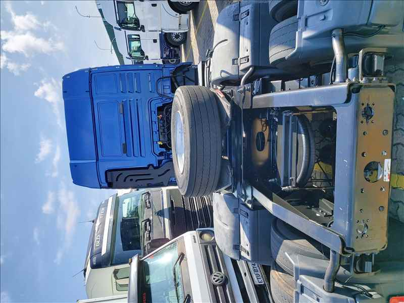 MAN TGX 28 440 633000km 2013/2014 SelectTrucks - Limeira SP
