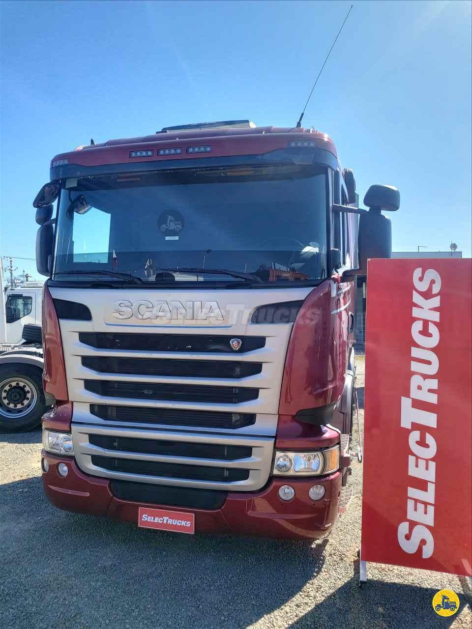 CAMINHAO SCANIA SCANIA 450 Cavalo Mecânico Truck 6x2 SelecTrucks - Limeira SP LIMEIRA SÃO PAULO SP
