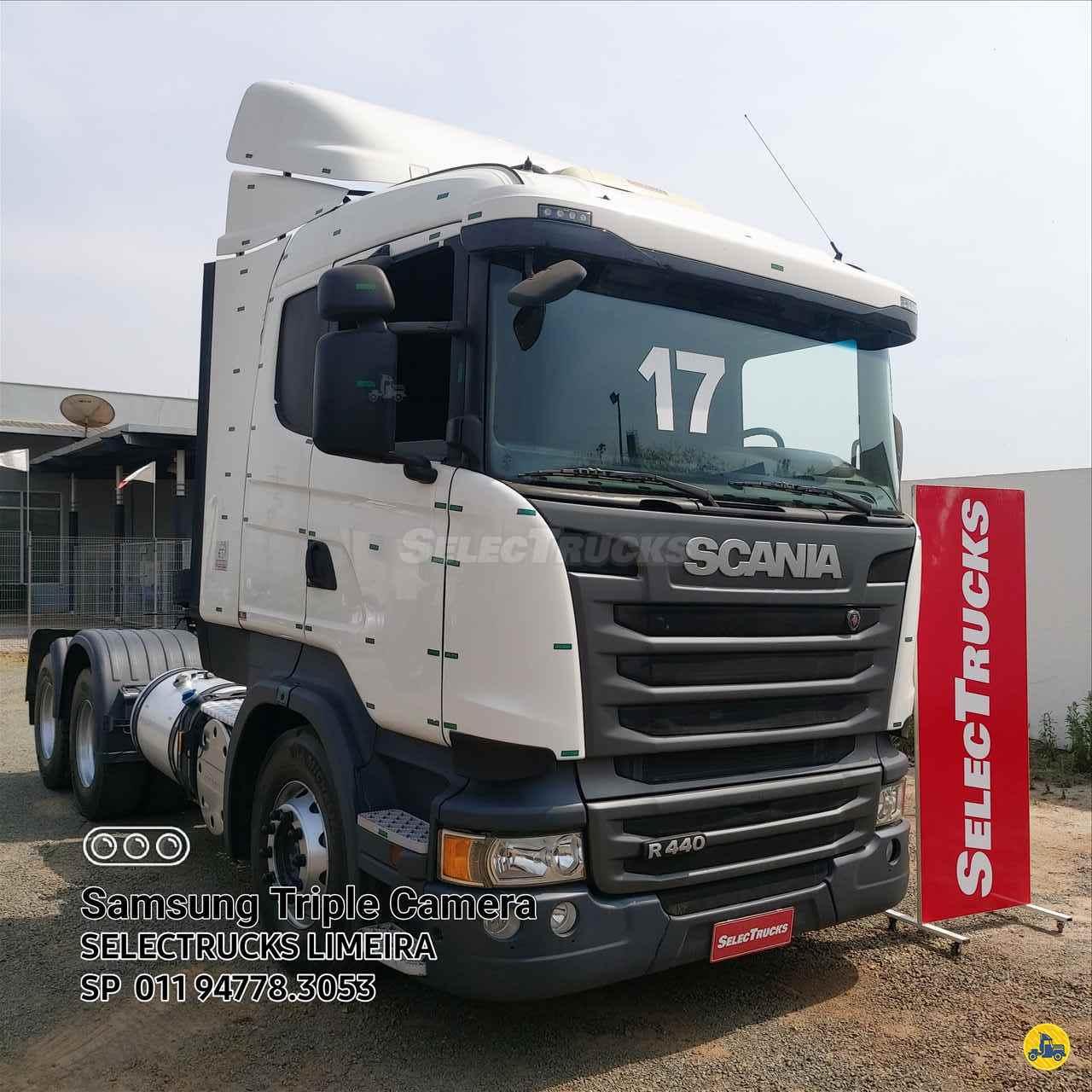 SCANIA 440 de SelecTrucks - Limeira SP - LIMEIRA/SP