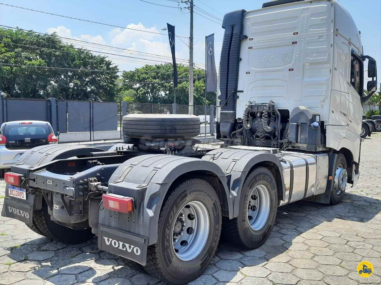 VOLVO VOLVO FH 540 340000km 2018/2019 SelecTrucks - Santos