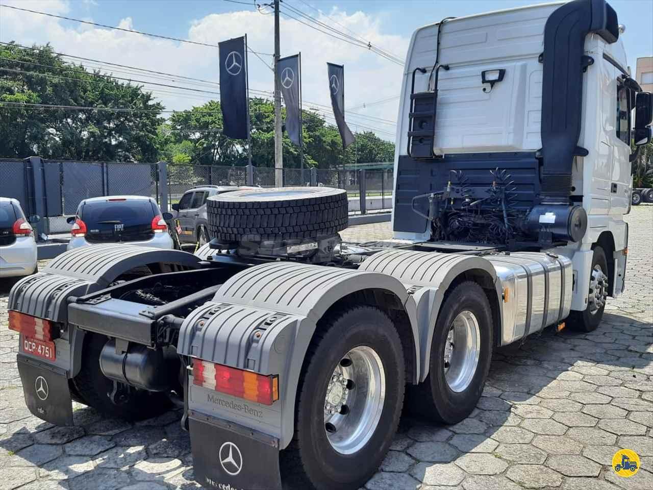 MERCEDES-BENZ MB 2651 307000km 2017/2018 SelecTrucks - Santos