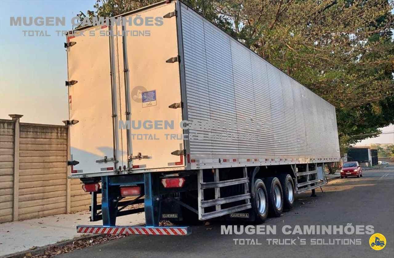 SEMI-REBOQUE BAU FURGÃO  2015/2015 Mugen Caminhões