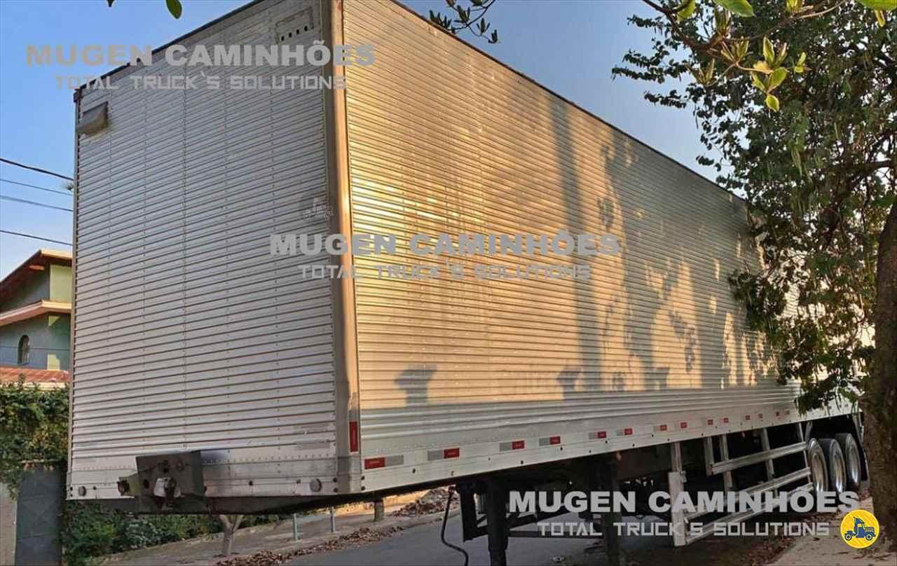 BAU FURGÃO de Mugen Caminhões - GUARULHOS/SP