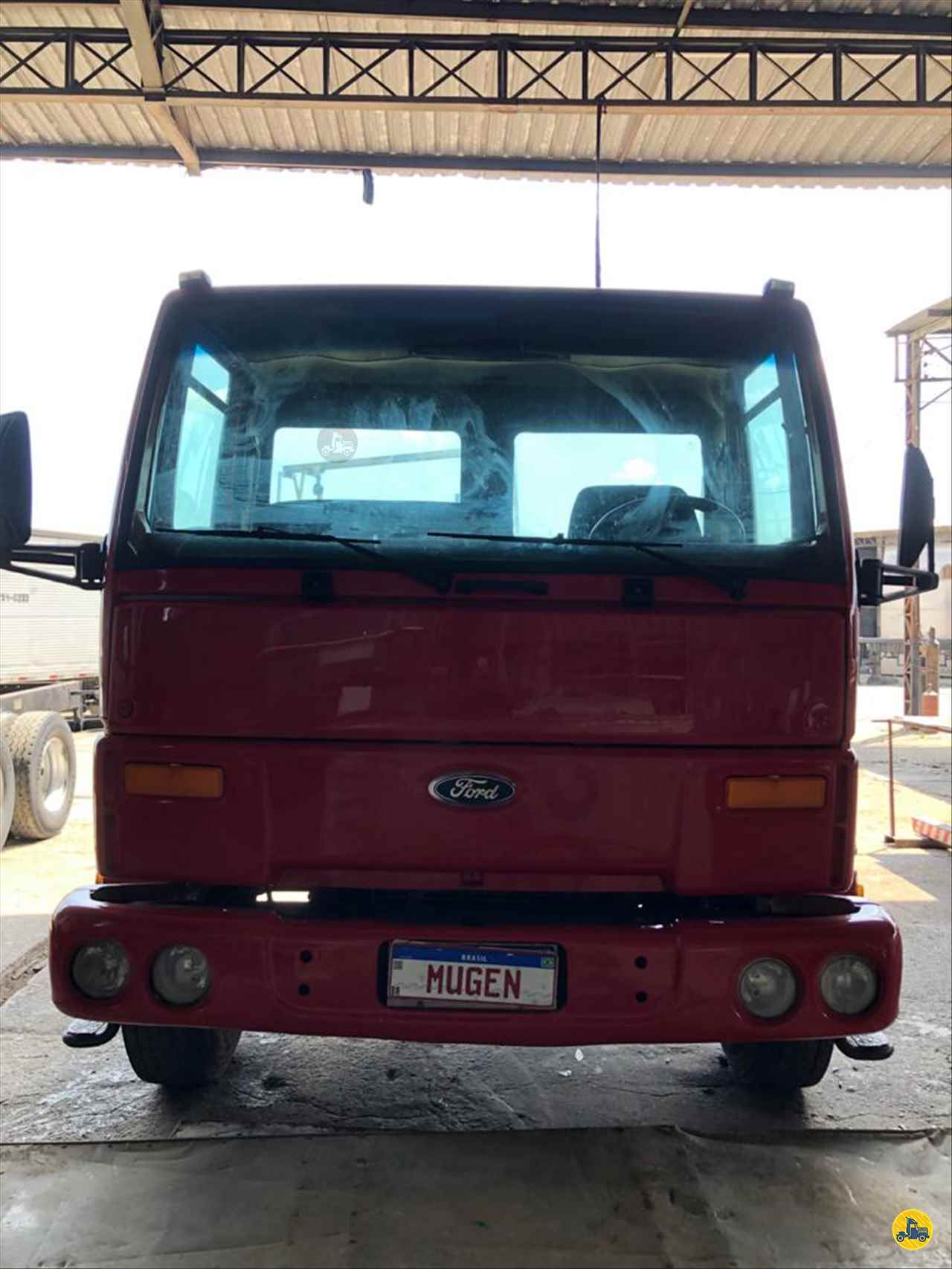 CAMINHAO FORD CARGO 1517 Baú Furgão Toco 4x2 Mugen Caminhões GUARULHOS SÃO PAULO SP
