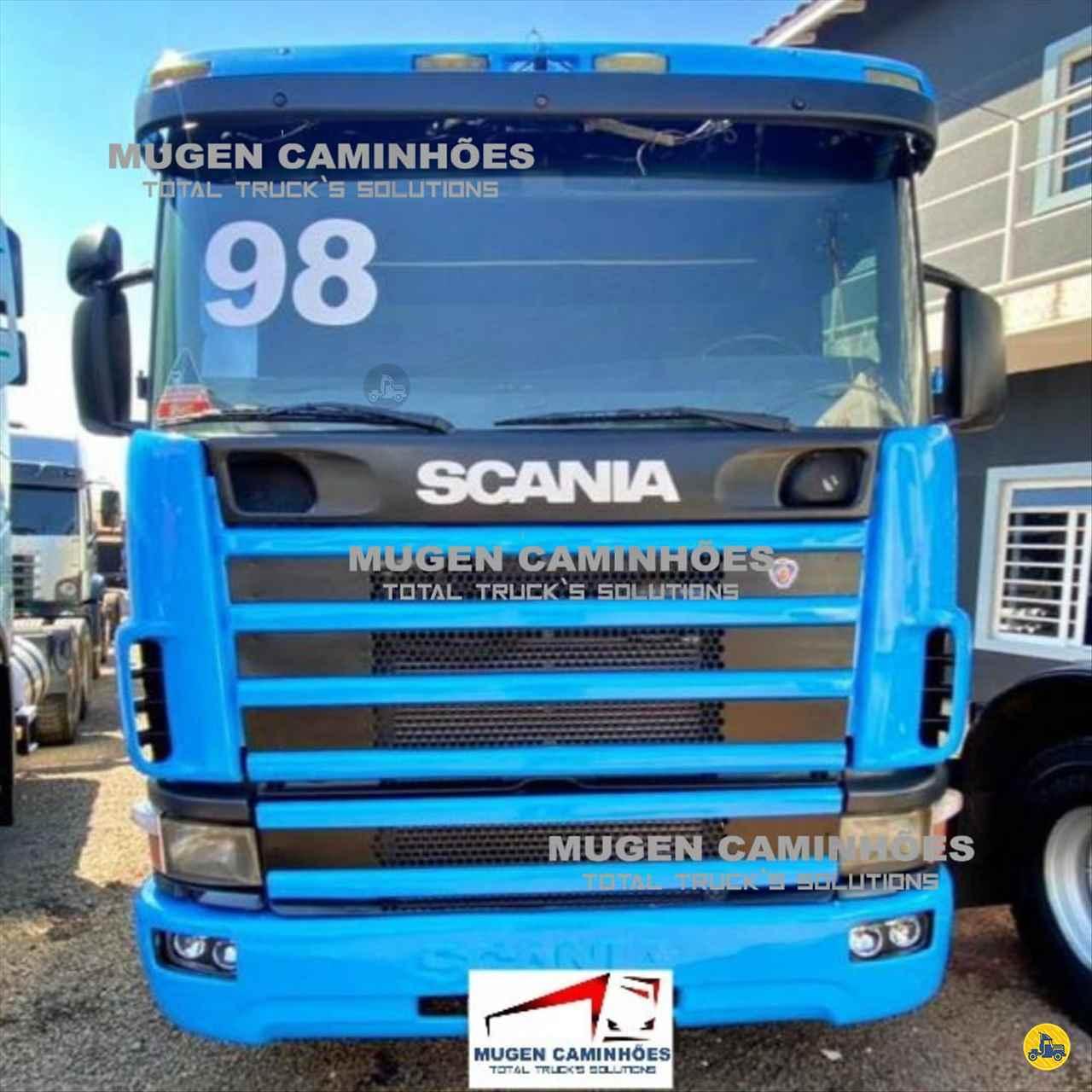 CAMINHAO SCANIA SCANIA 124 360 Chassis Toco 4x2 Mugen Caminhões GUARULHOS SÃO PAULO SP