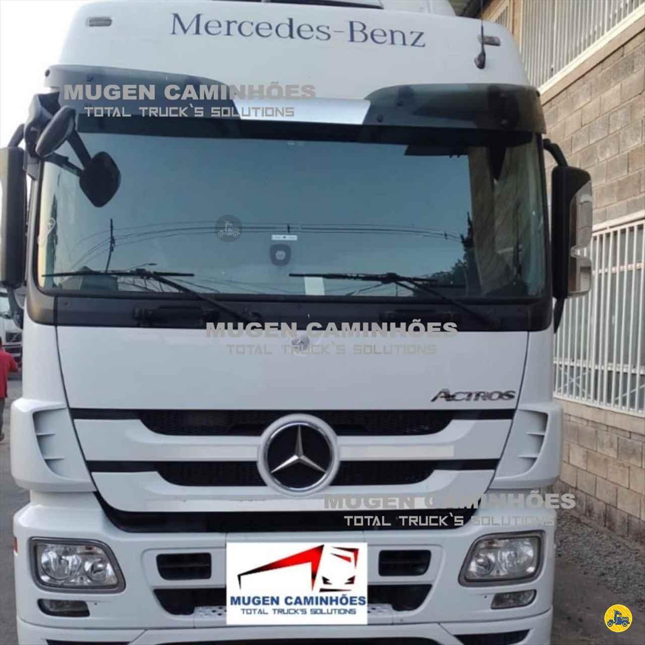 CAMINHAO MERCEDES-BENZ MB 2546 Chassis Truck 6x2 Mugen Caminhões GUARULHOS SÃO PAULO SP