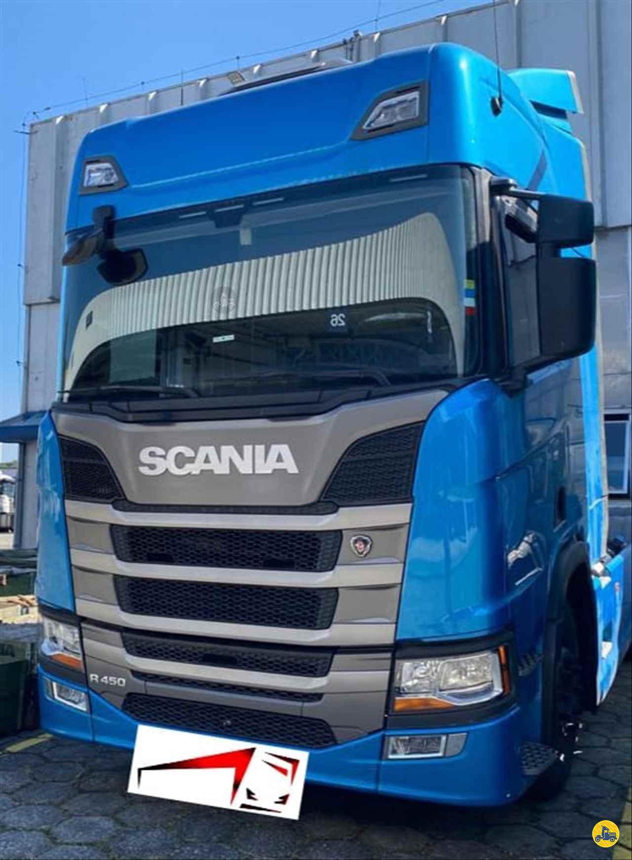 CAMINHAO SCANIA SCANIA 450 Chassis Truck 6x2 Mugen Caminhões GUARULHOS SÃO PAULO SP