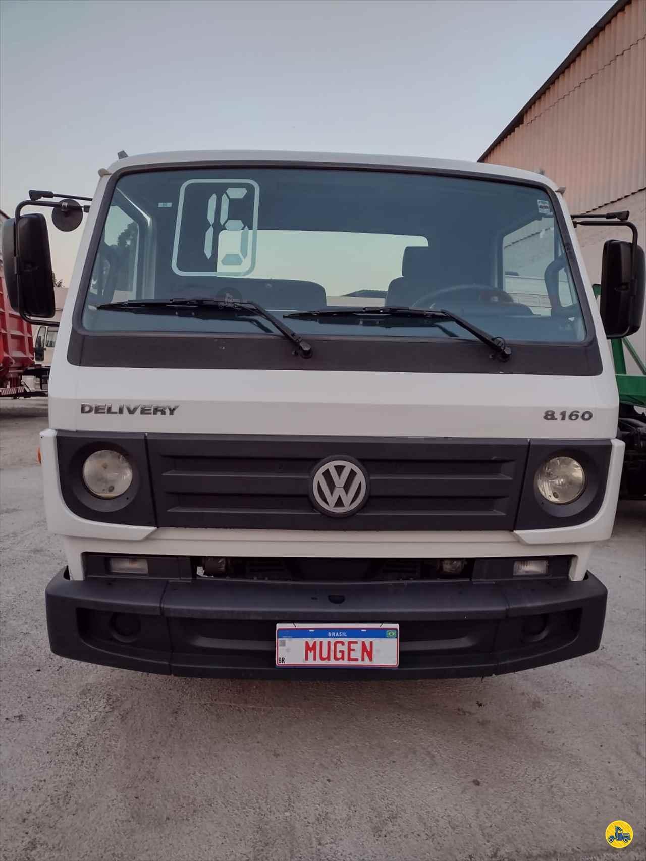 VW 8160 de Mugen Caminhões - GUARULHOS/SP