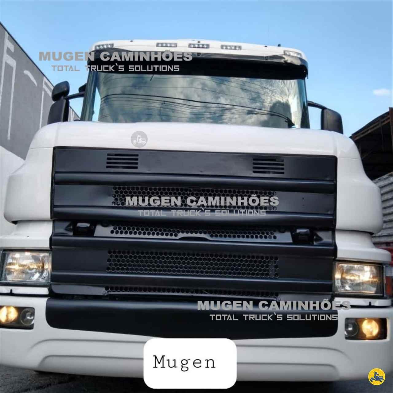SCANIA 114 360 de Mugen Caminhões - GUARULHOS/SP