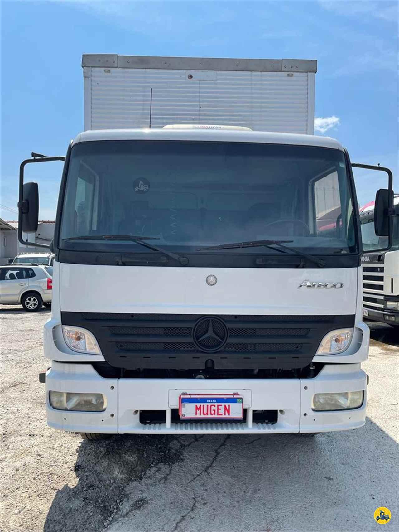 CAMINHAO MERCEDES-BENZ MB 2425 Baú Furgão Truck 6x2 Mugen Caminhões GUARULHOS SÃO PAULO SP