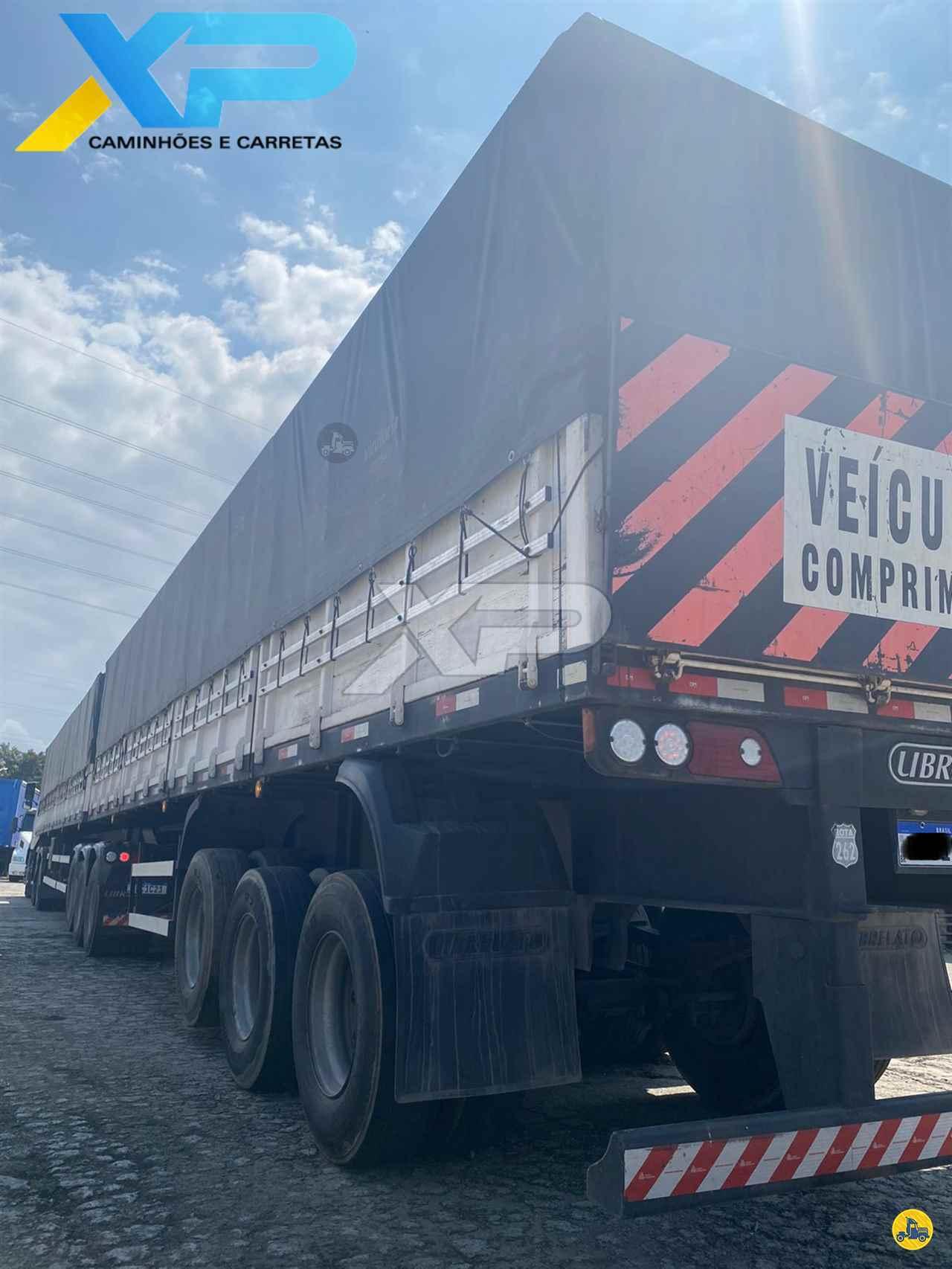 CARRETA RODOTREM GRANELEIRO XP Caminhões SERRA ESPÍRITO SANTO ES