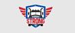 Strong Caminhões logo