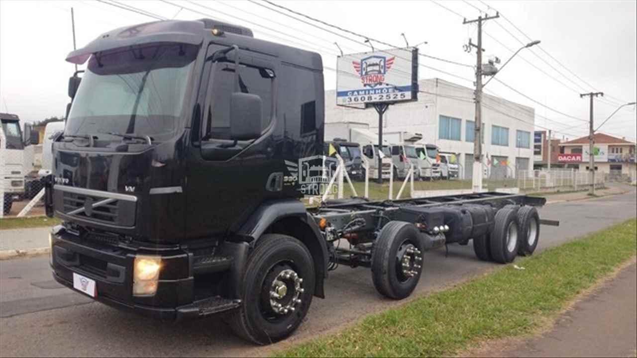 CAMINHAO VOLVO VOLVO VM 330 Chassis BiTruck 8x2 Strong Caminhões FAZENDA RIO GRANDE PARANÁ PR