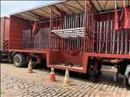 RODOTREM BAU SIDER  2011/2012 JAF Transportes