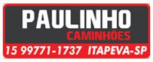 Logo Paulinho Caminhões Itapeva
