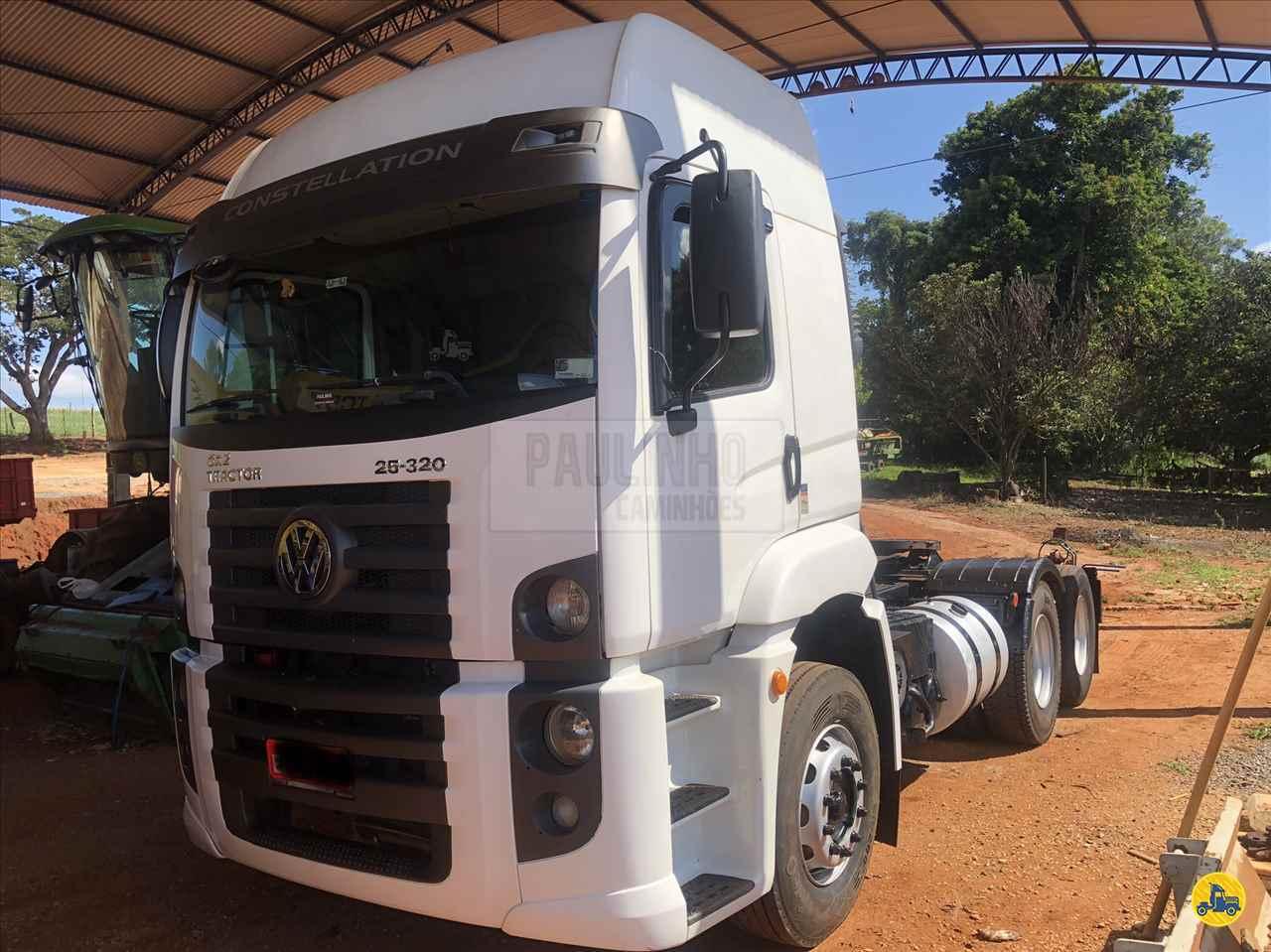 CAMINHAO VOLKSWAGEN VW 25320 Cavalo Mecânico Truck 6x2 Paulinho Caminhões Itapeva  ITAPEVA SÃO PAULO SP