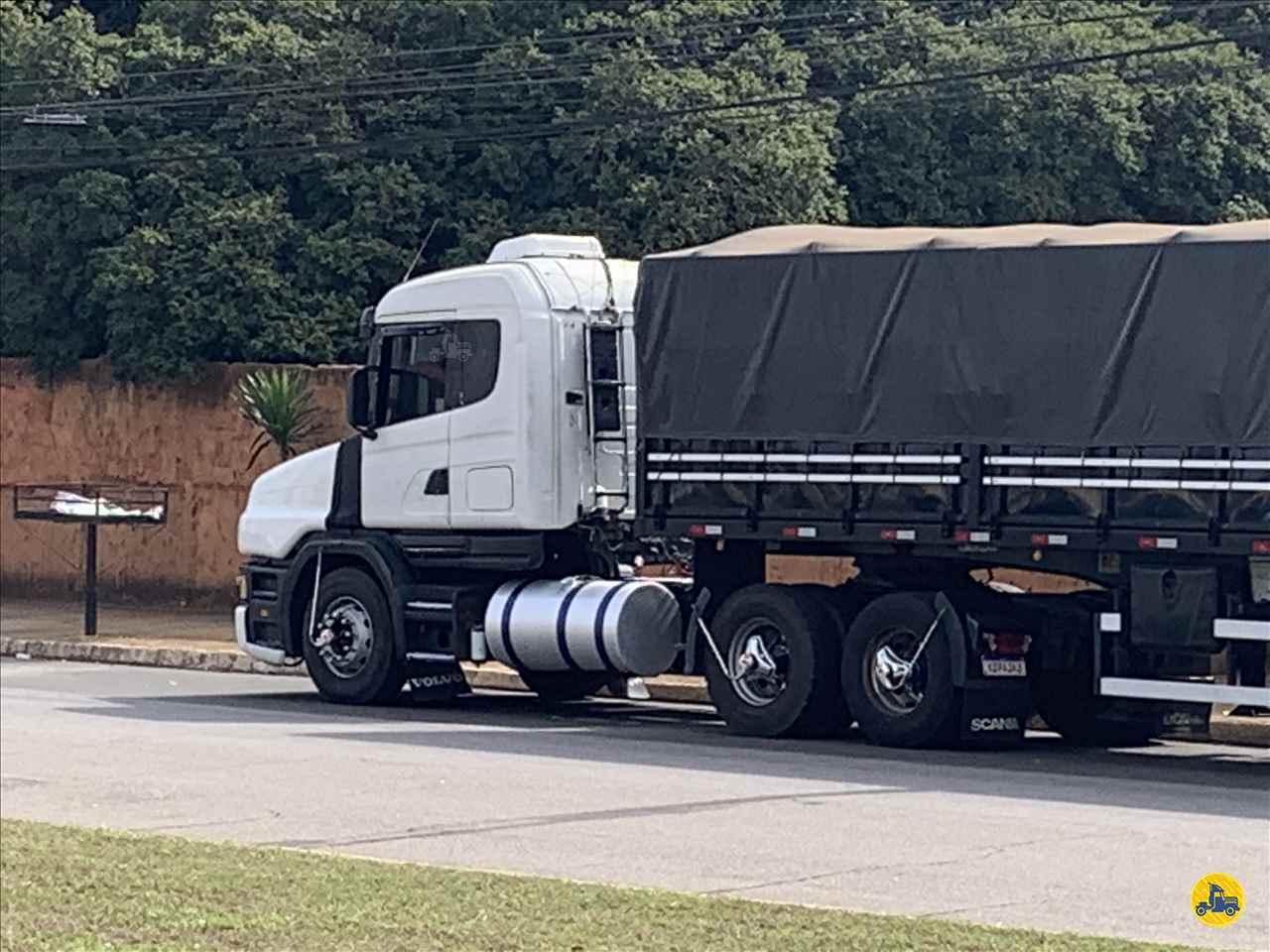 CAMINHAO SCANIA SCANIA 124 360 Cavalo Mecânico Truck 6x2 Transportadora Tuon PIRASSUNUNGA SÃO PAULO SP