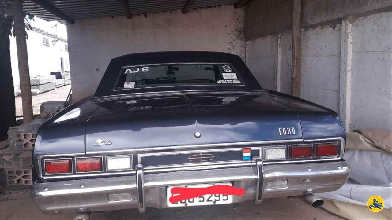 CARRO FORD Ford Landau Cotral Caminhões SERRA DO SALITRE MINAS GERAIS MG
