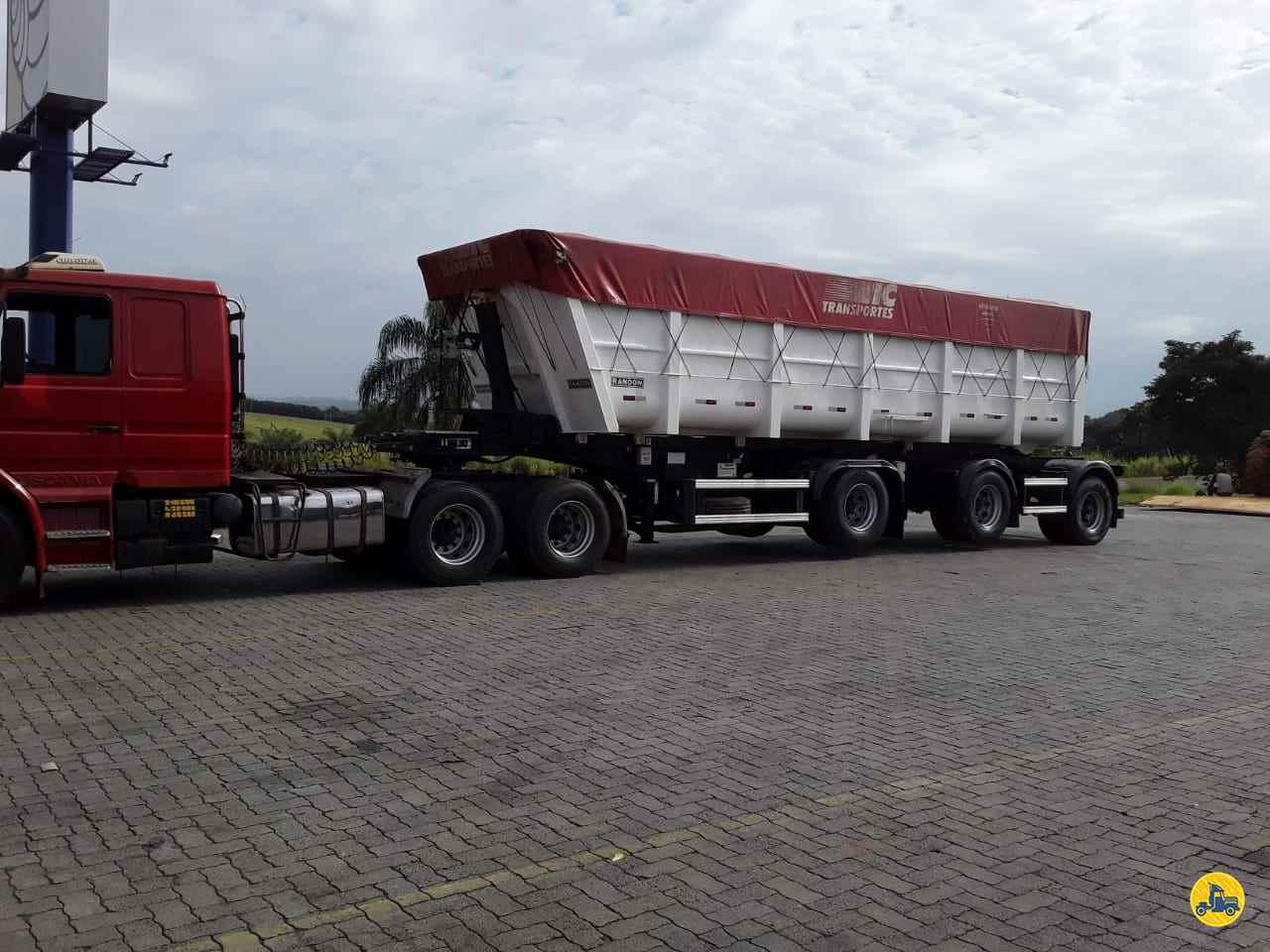 SEMI-REBOQUE BASCULANTE  2014/2014 Cotral Caminhões