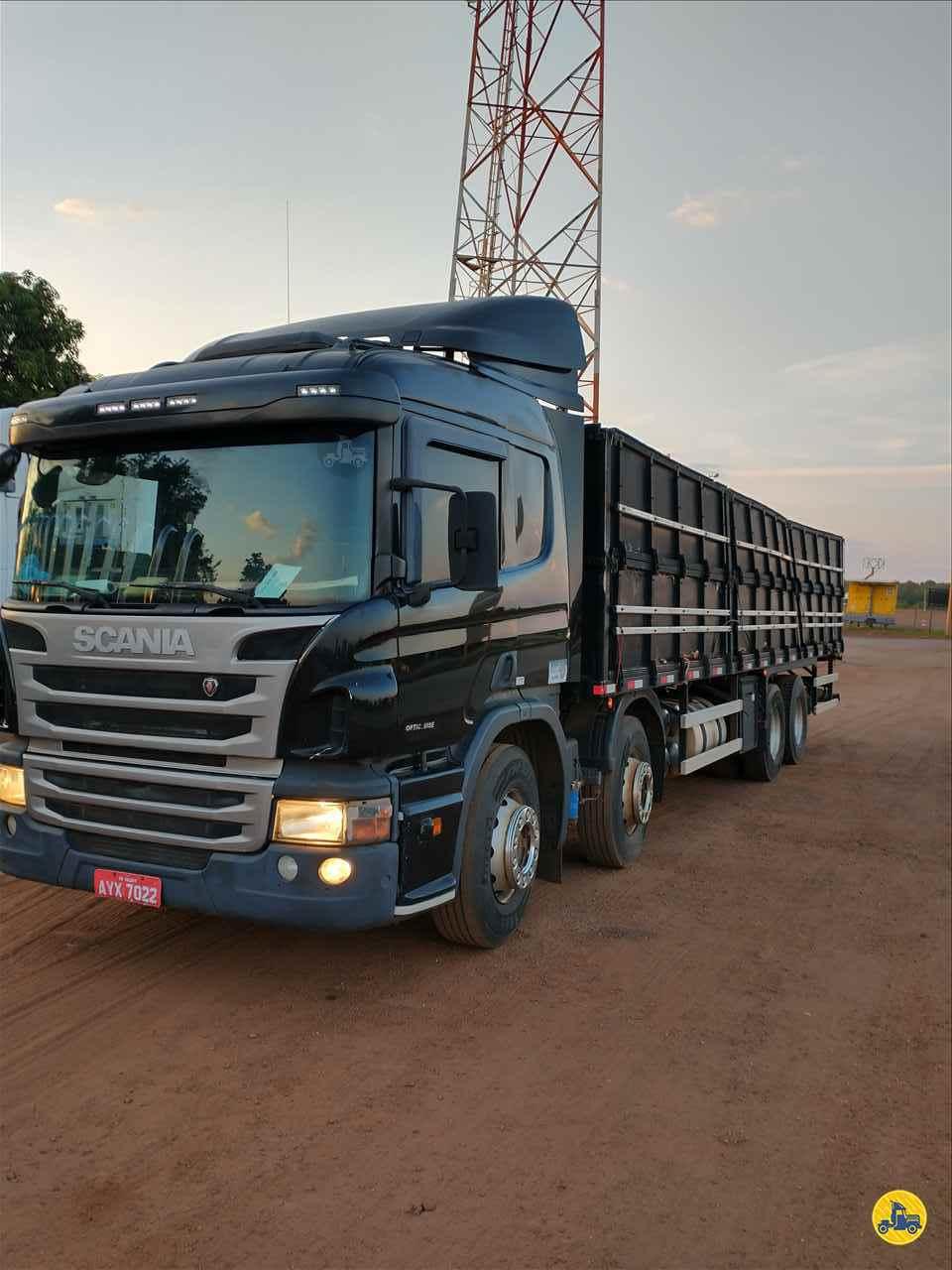 CAMINHAO SCANIA SCANIA P310 Carga Seca BiTruck 8x2 Cotral Caminhões SERRA DO SALITRE MINAS GERAIS MG