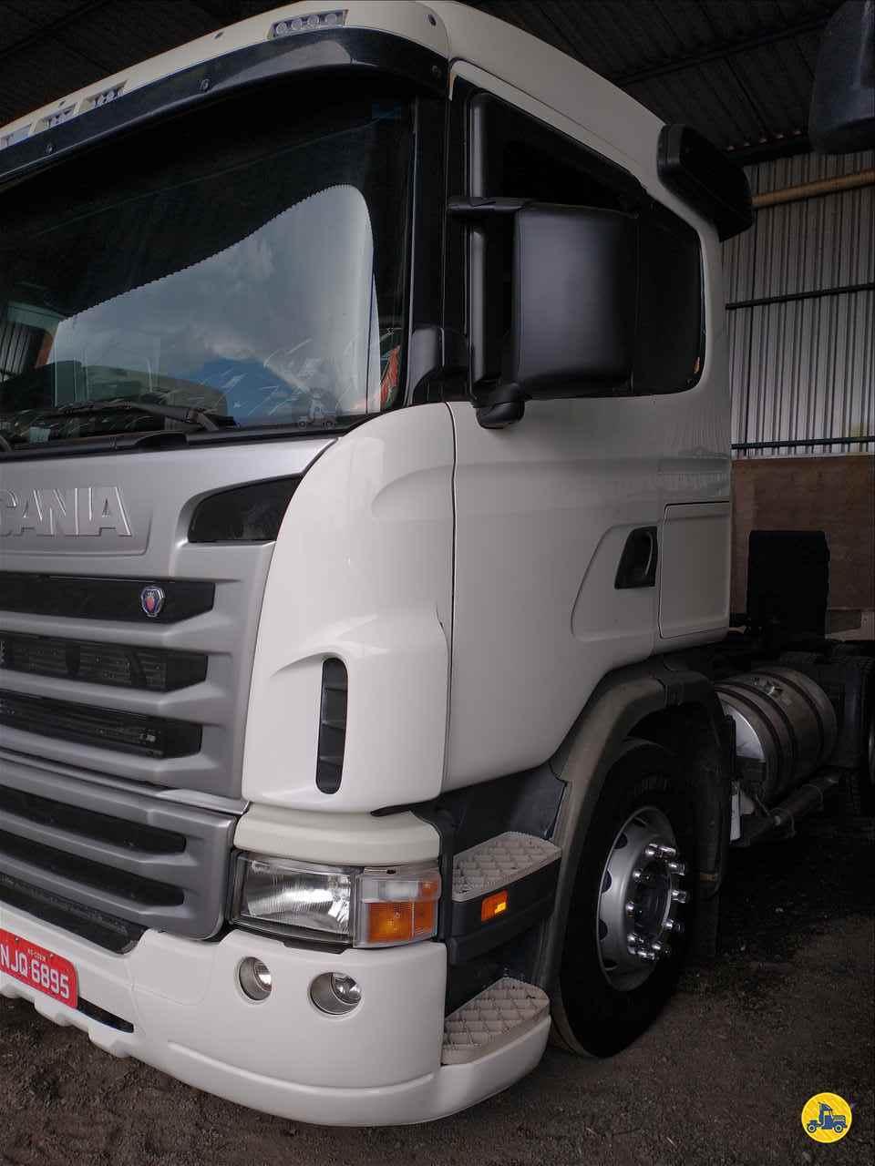 CAMINHAO SCANIA SCANIA 124 420 Cavalo Mecânico Truck 6x2 Cotral Caminhões SERRA DO SALITRE MINAS GERAIS MG