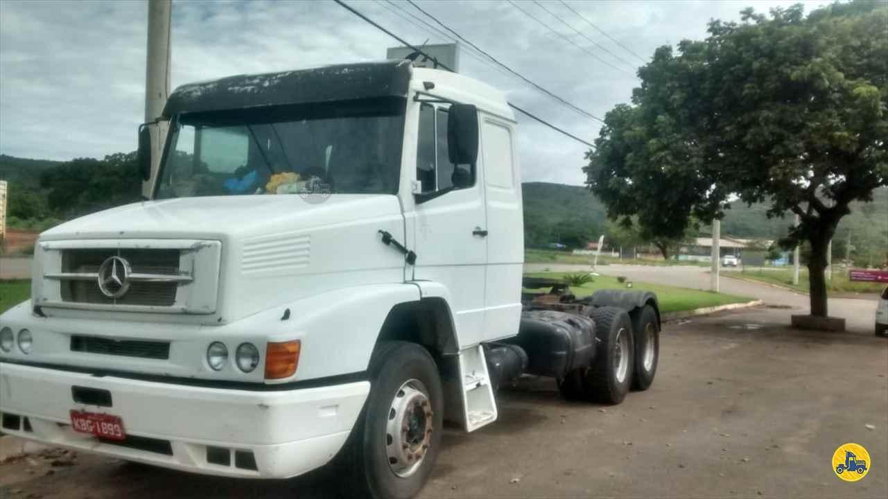 CAMINHAO MERCEDES-BENZ MB 1941 Cavalo Mecânico Truck 6x2 Cotral Caminhões SERRA DO SALITRE MINAS GERAIS MG